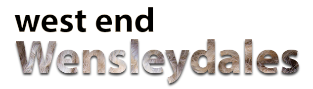 West End Wensleydales logo
